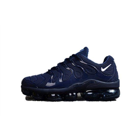 a953c82a4afb7 Nike Air Vapormax Plus TN Men shoes TPU Deep Blue
