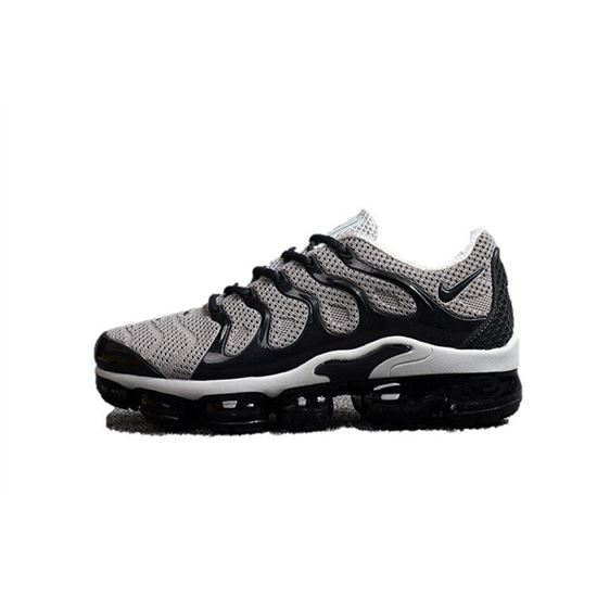 outlet store 45fa3 ca3bc Nike Air Vapormax Plus TN Men shoes TPU Grey And Black, Nike ...